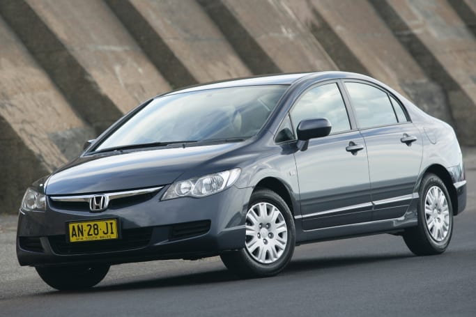 Used Honda Civic review: 2006-2012 | CarsGuide