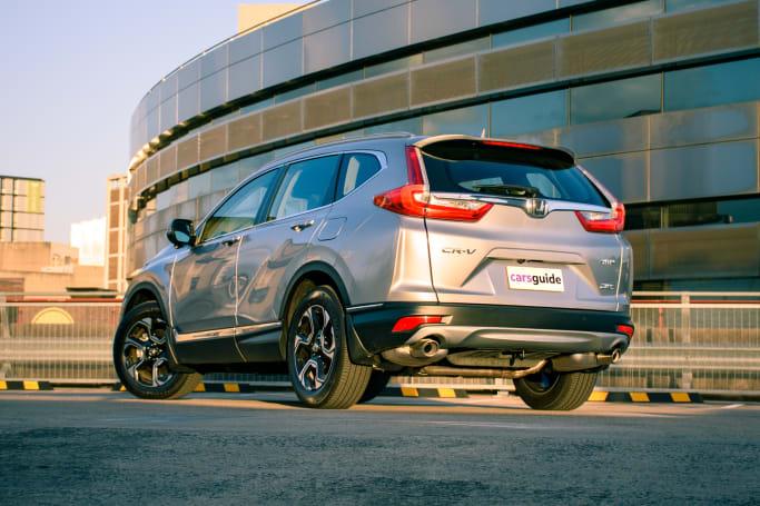 Honda CR-V VTi-S AWD 2019-2020 review
