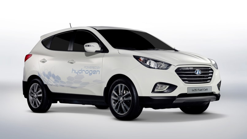 Hyundai's ix35 fuel cell was a significant step toward making fuel cell tech more consumer friendly.