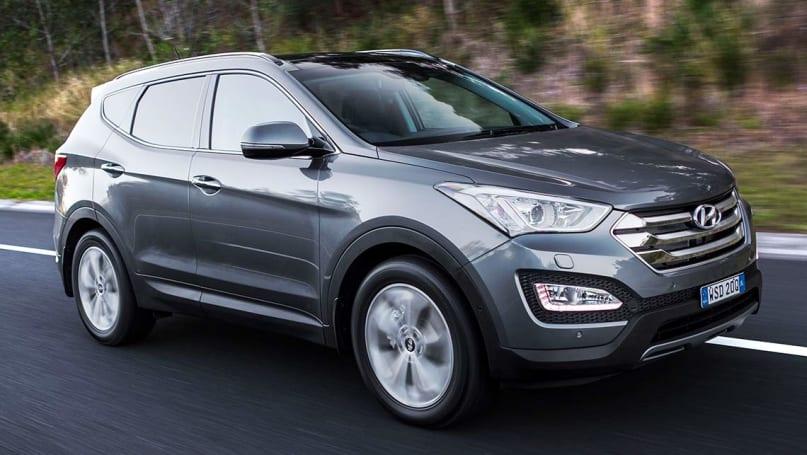 Hyundai Santa Fe Towing Capacity >> Top Five Family Suvs For Towing Carsguide