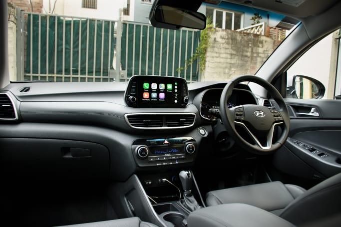 Hyundai Tucson Elite diesel 2019 review | CarsGuide