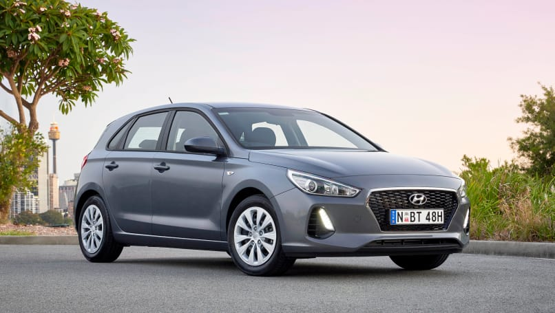 The i30 has a reputation for reliability and low ownership cost.