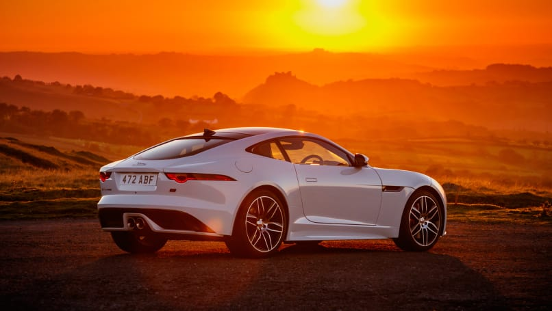 Jaguar F-Type 2019 set for Chequered Flag special edition ...
