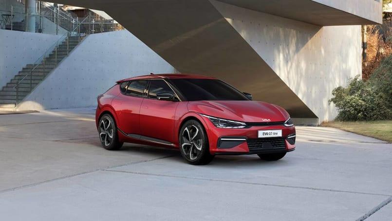 Đối với Ioniq 5 của Hyundai, Kia cho biết sự quan tâm của EV6 là rất lớn.