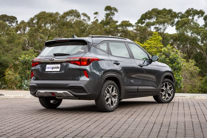 Kia Seltos 2021 Review Sport With Safety Pack Carsguide