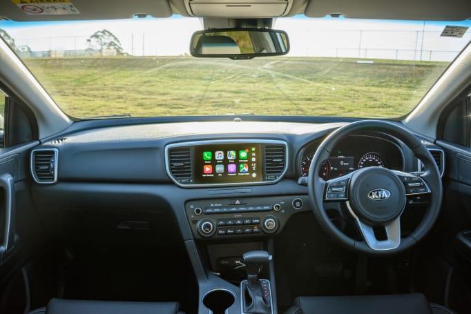 Kia Sportage 2020 Review Carsguide