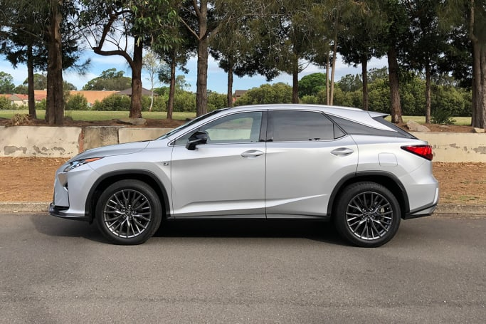 Lexus RX 2018 review | CarsGuide