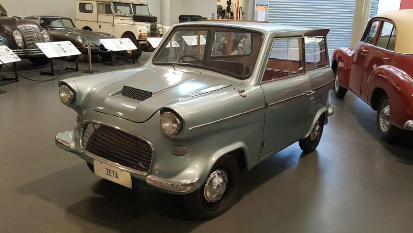 Australia once had a fledging 'kei-car' industry | CarsGuide