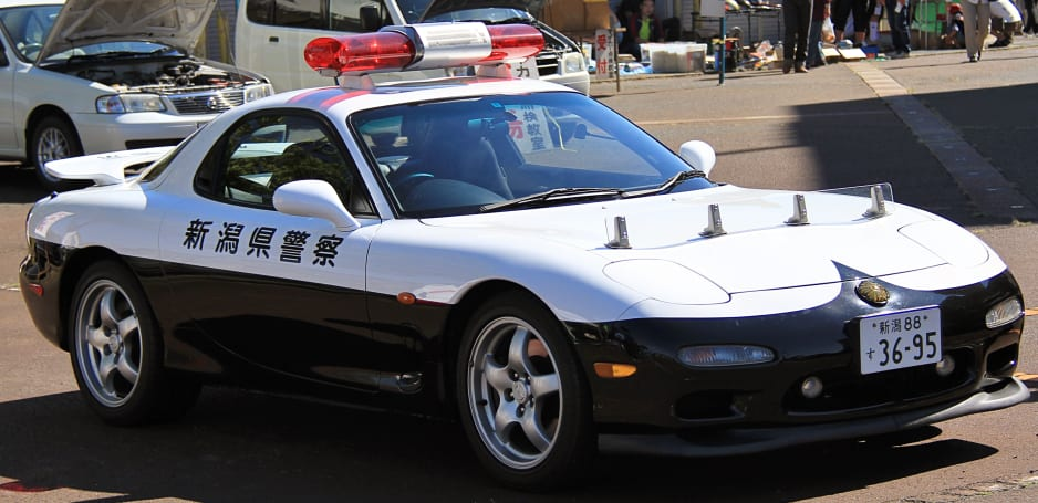 Five Japanese police cars that'll make you want to be a highway cop |  CarsGuide - OverSteer