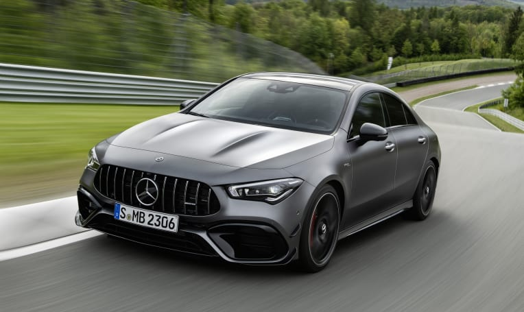 Mercedes Amg A45 And Cla45 2020 Revealed Car News Carsguide