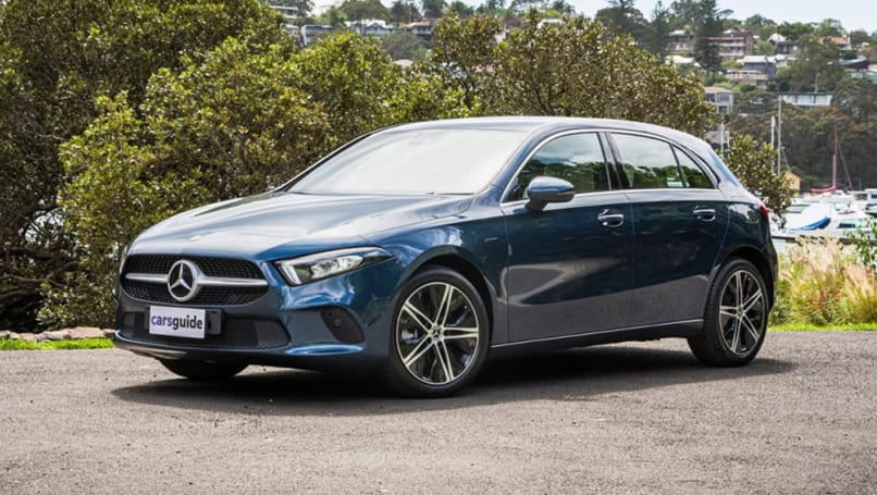 With a full range, the Mercedes-Benz A-Class small car put in a huge performance in 2020.