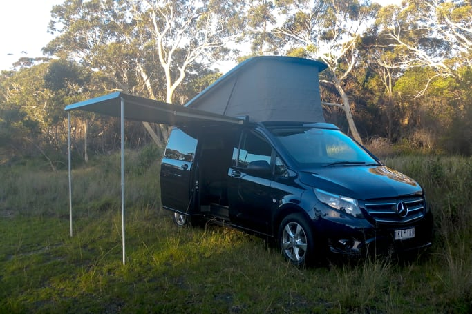 Mercedes-Benz Marco Polo Motorhome Review | CarsGuide