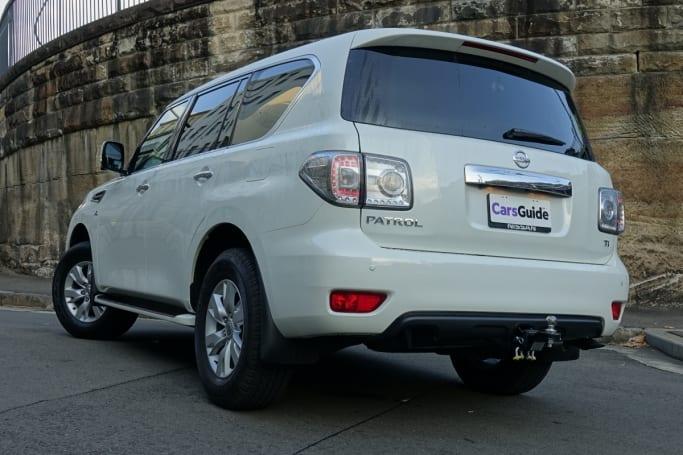2020 Nissan Patrol Royale, Ute, Y62 >> Nissan Patrol Ti 2017 Review Carsguide