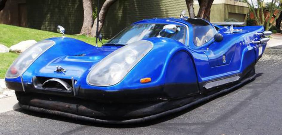 Madness for sale: The top five weirdest cars for sale on