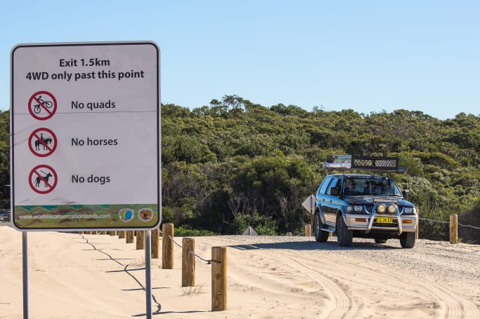 Top three Sydney weekend off-road trips for beginners