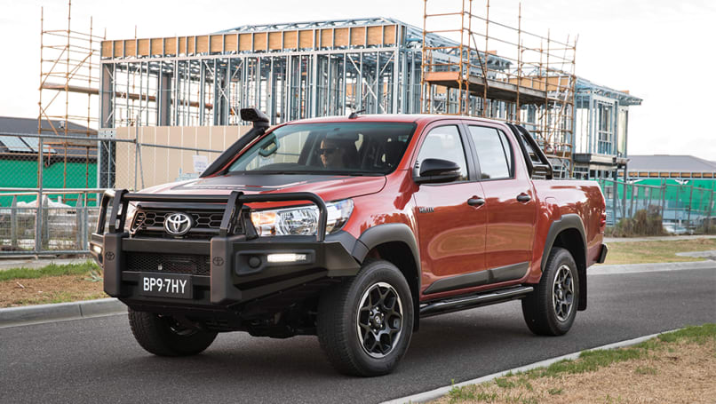 Toyota HiLux 2020 upgrades announced - Car News   CarsGuide