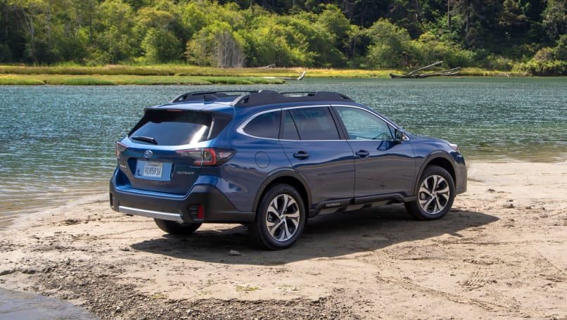 new subaru outback 2021 detailed when will the sixth