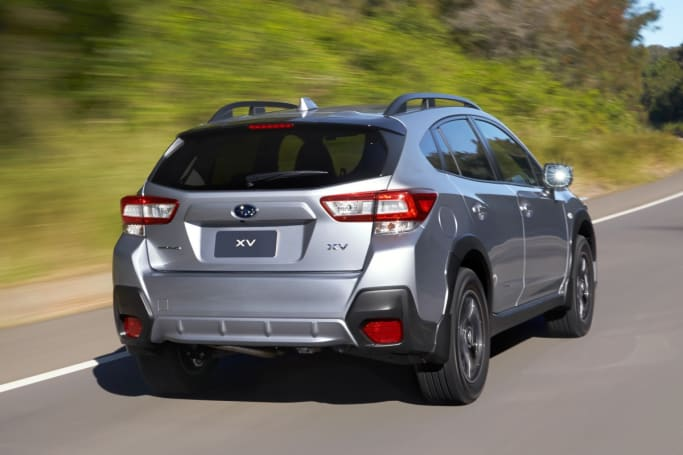 Subaru XV 2017 review   CarsGuide
