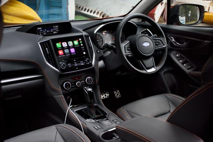 Subaru Xv 2019 Review 2 0i S Carsguide