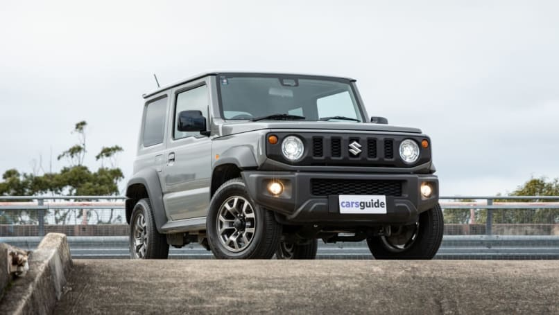 The Suzuki Jimny light SUV became more and more popular in 2020.