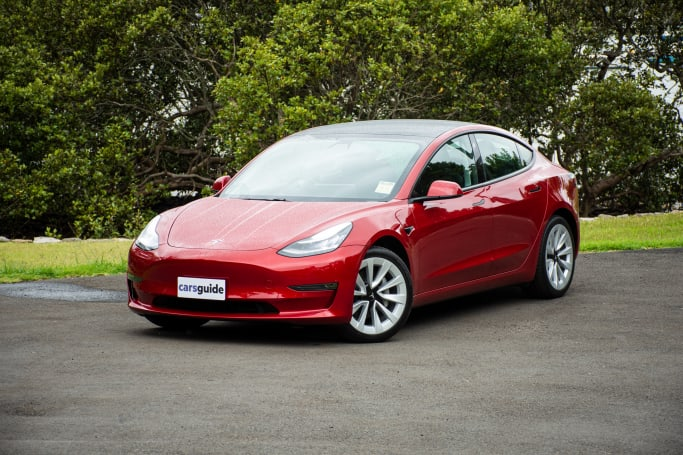 Tesla is the poster company for vehicle electrification.
