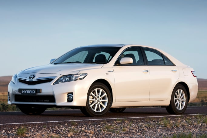Used Toyota Camry review: 2006-2011   CarsGuide