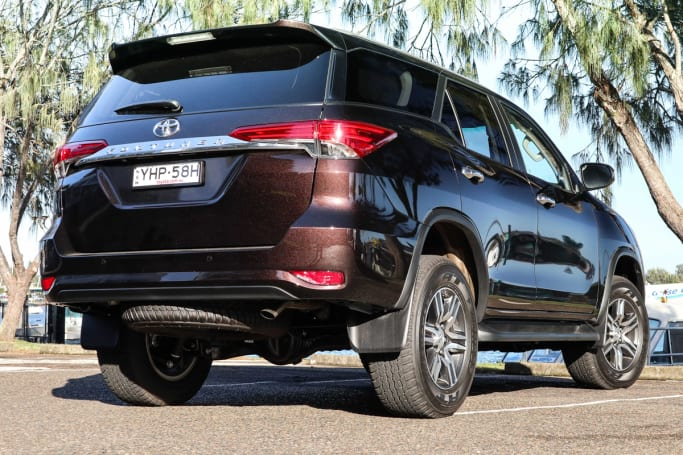 toyota fortuner gxl 2018 review