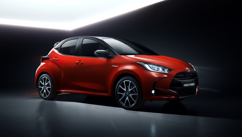 Toyota Yaris 2020 Both Hybrid And Non Hybrid Versions Confirmed For Australia Room For Potential Hot Version Car News Carsguide