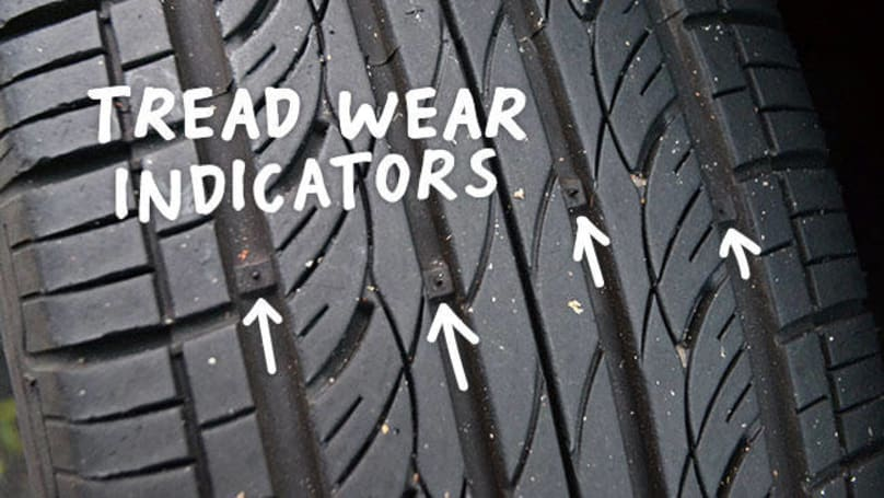 Tire Tread Wear >> How Do I Know When My Car Needs New Tyres Car Advice Carsguide