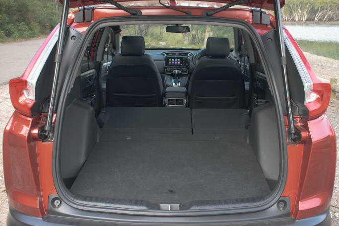 Honda CR-V 2019 Boot space