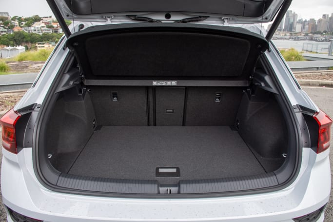 Volkswagen T-Roc 2020 Boot space