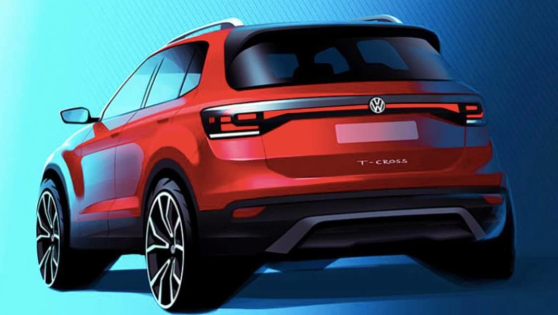 Volkswagen suv 2019
