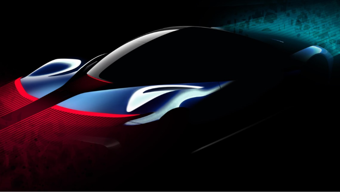 Pininfarina's first full production car will be a carbonfibre-and-glass rocketship.