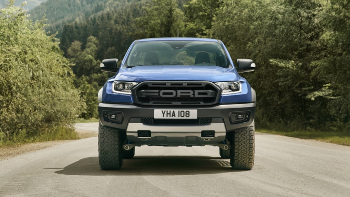 The Raptor will feature Ford's 'Terrain Management System' with six modes.