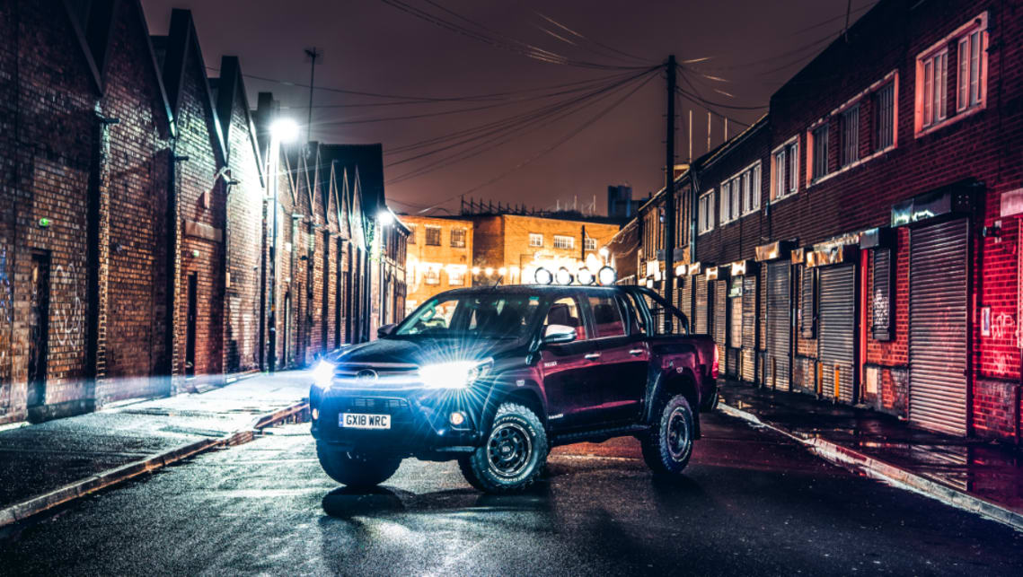 Toyota HiLux Invincible 50 special edition launched internationally