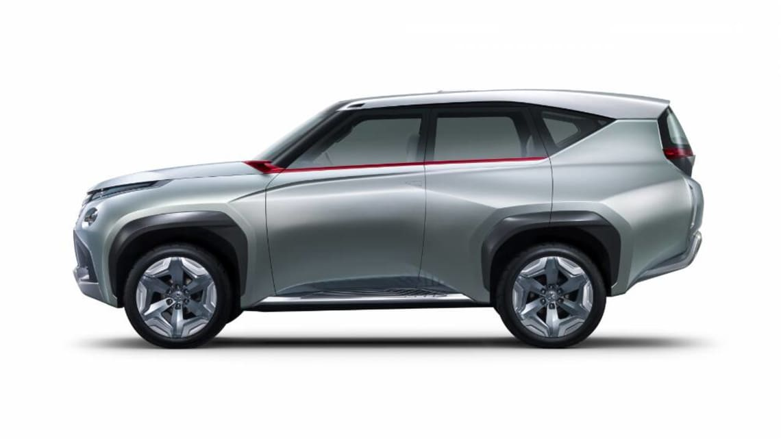 New Mitsubishi Pajero To Launch In 2021 Plug In Hybrid Power Coming As Iconic Suv Makes A Surprise Comeback Reports Car News Carsguide