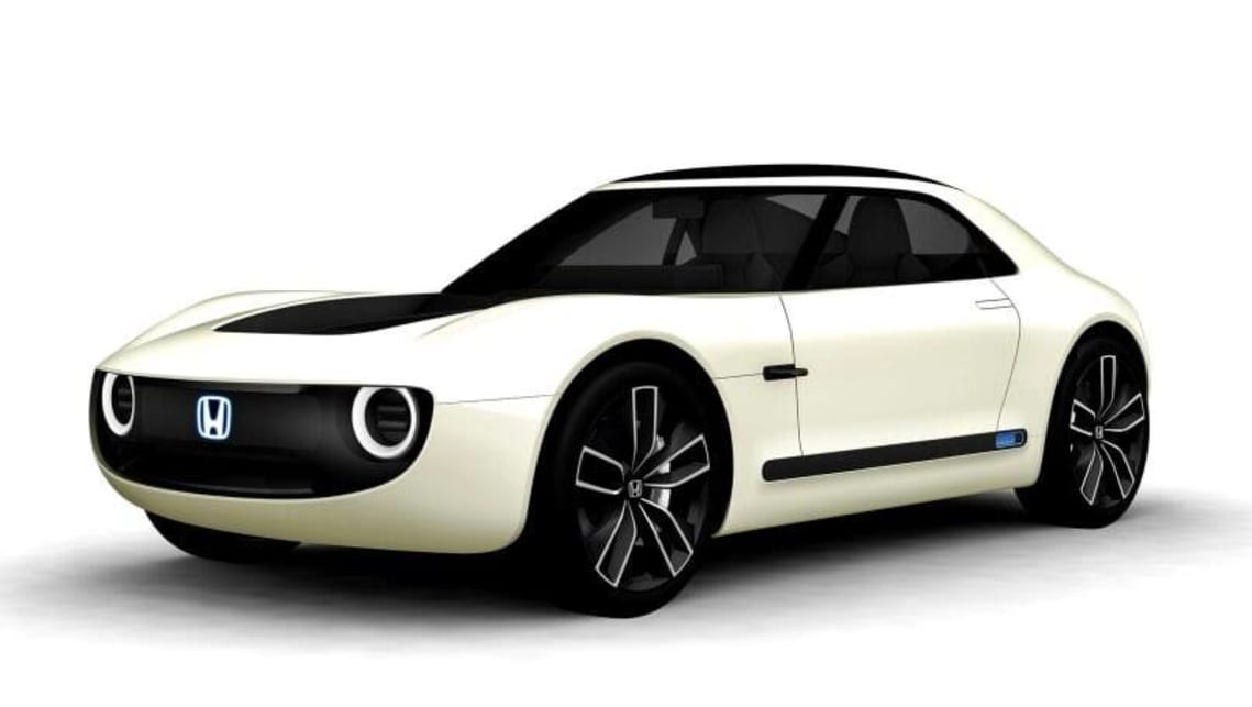 Honda will be taking aim at Tesla with a new EV concept, according to reports.