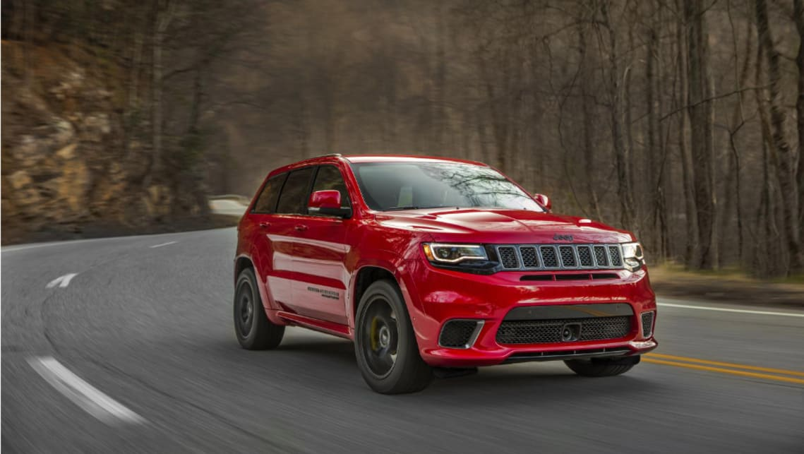 Jeep Grand Cherokee To Get Seven Seats In 2020 Car News