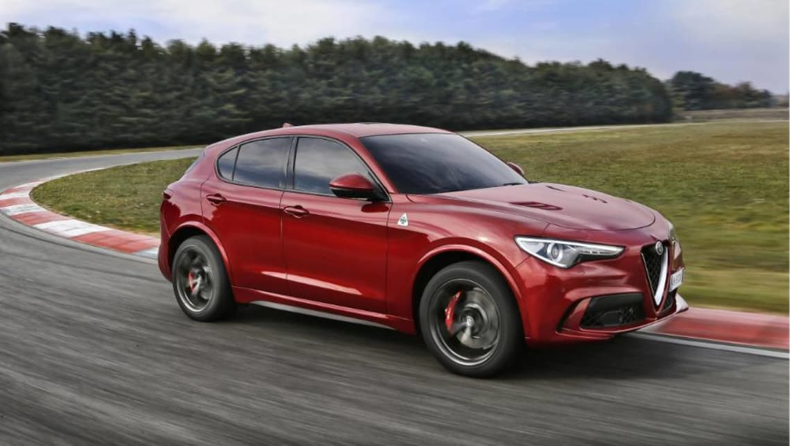 Alfa Romeo Stelvio Quadrifoglio 2019 Australian Pricing Confirmed Car News Carsguide