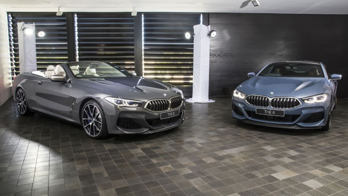 bmw m850i 2019 coupe and convertible price and specs