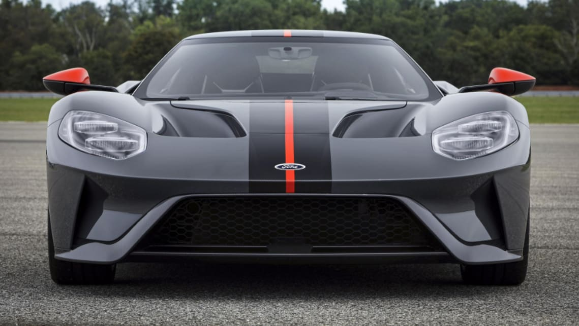 Ford GT Carbon Series 2019: lighter, faster version American supercar