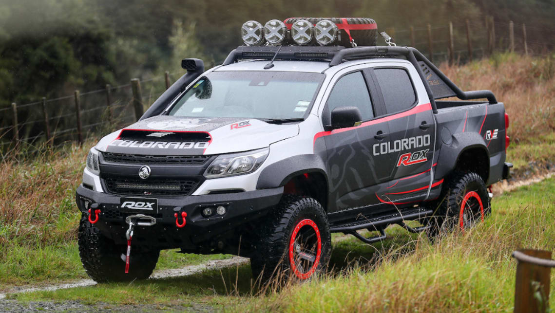 Holden Colorado to get Xtreme makeover: Aussie engineers to
