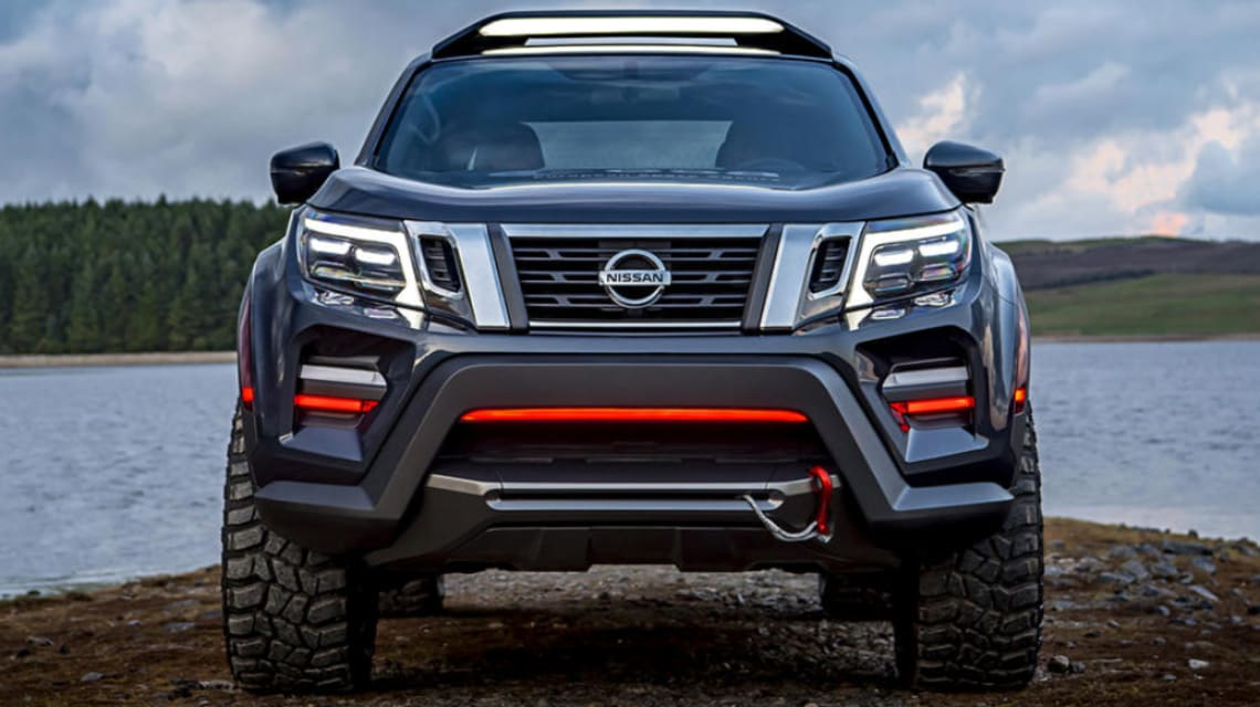 "nissan is coming for your ford ranger raptor ""we're"
