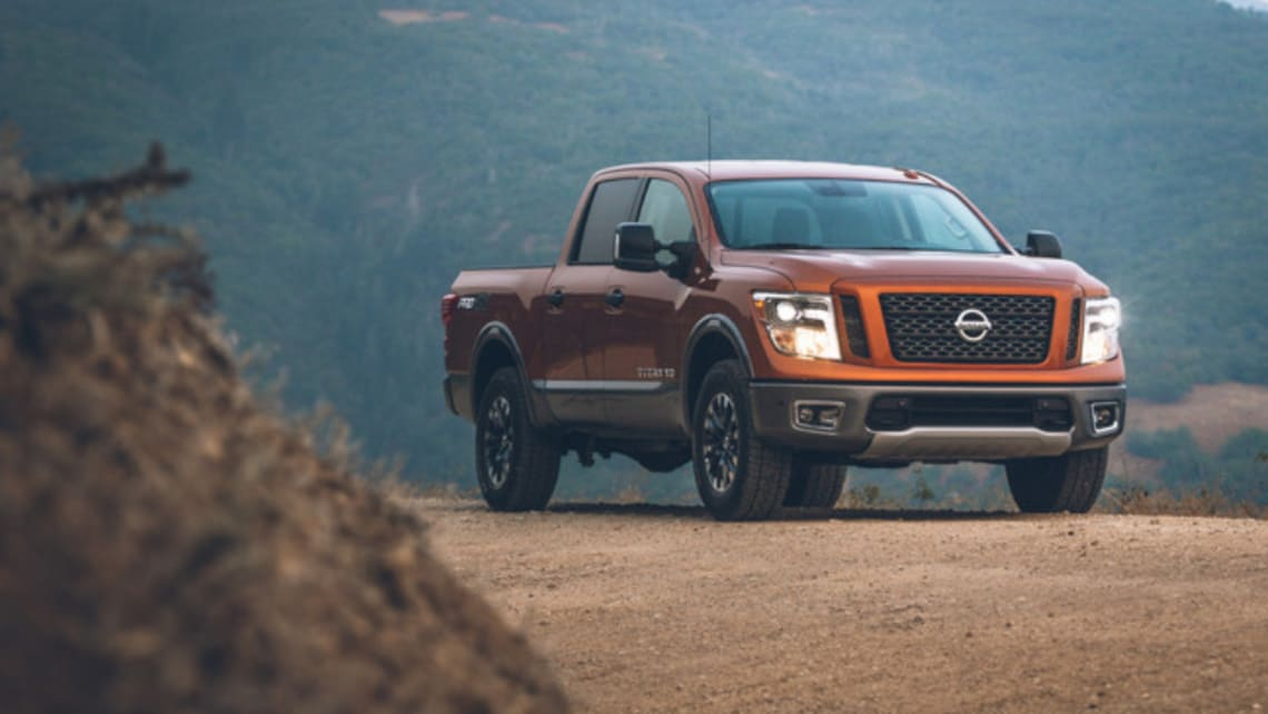 Nissan Titan 2020 Australian Launch What We Know So Far