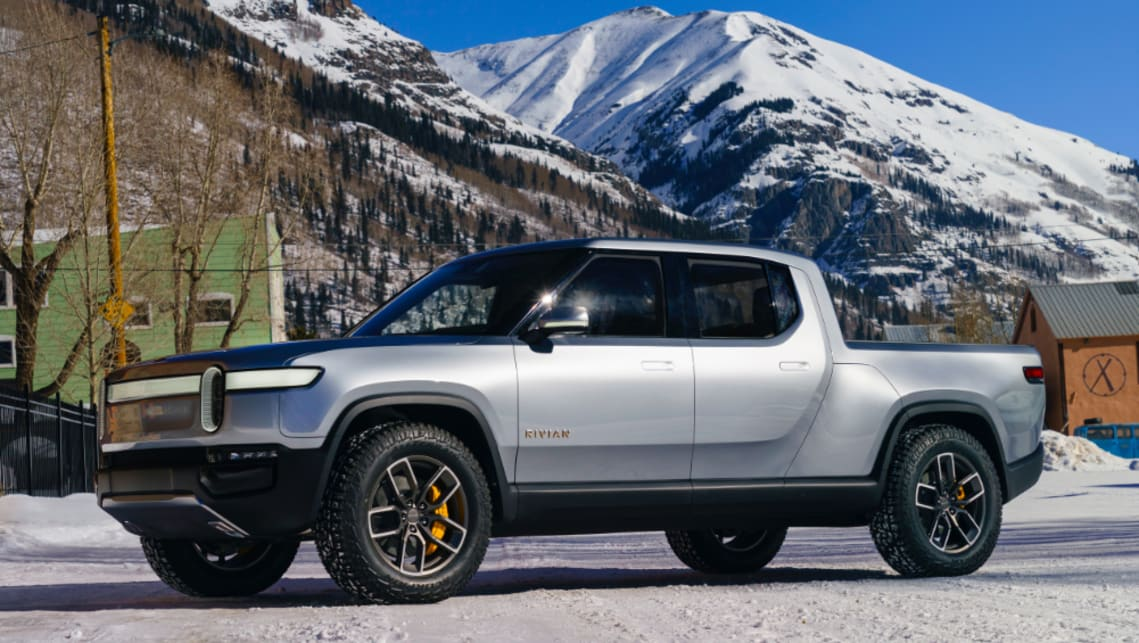 The all-electric Rivian range has been confirmed for Australia.