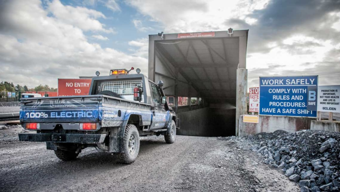 The Cruiser and HiLux are the most commonly used vehicles on mine sites around the world.