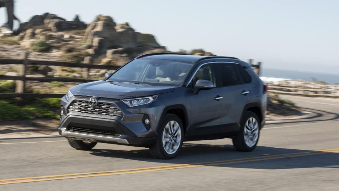 Toyota's perennial SUV will get a safety boost later this year.