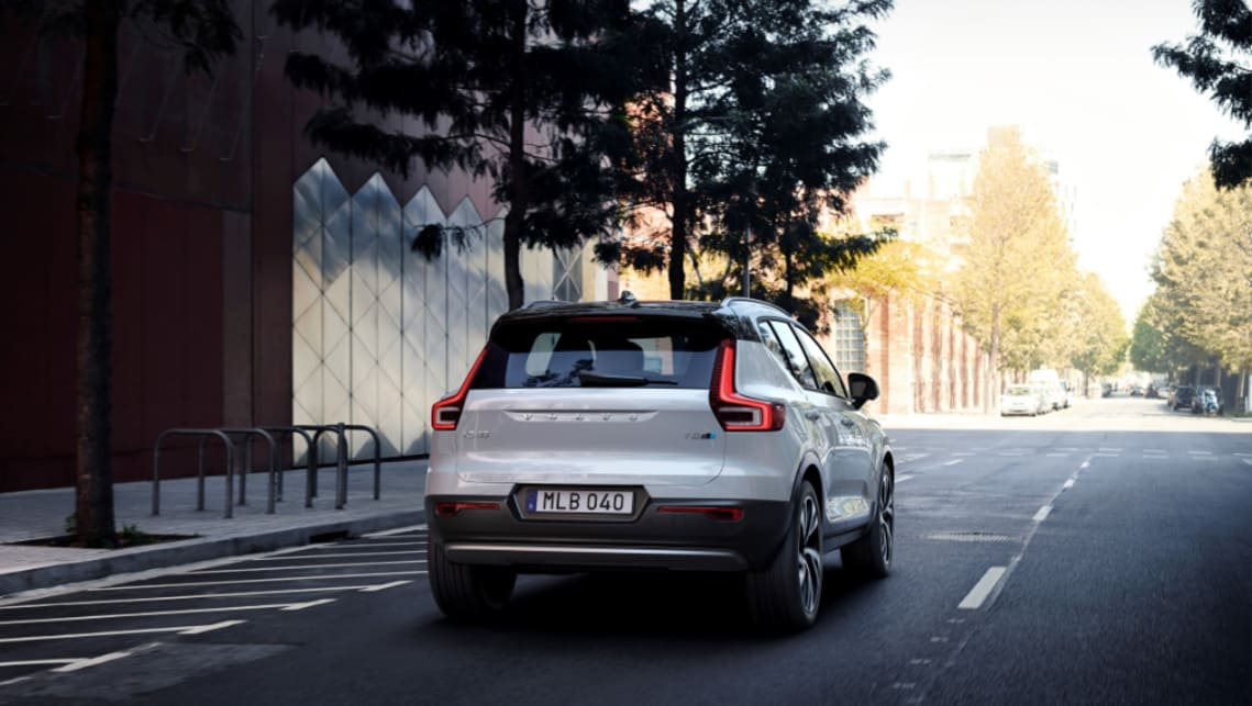 Volvo dials up performance with RWD software update - Car