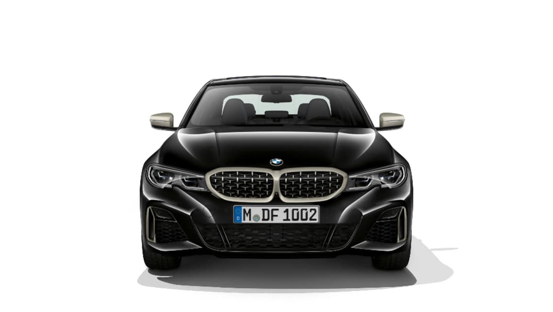While the rest of the range was revealed at the Paris Motor Show, BMW waited until now to unveil the big daddy of its mid-size sedan range.