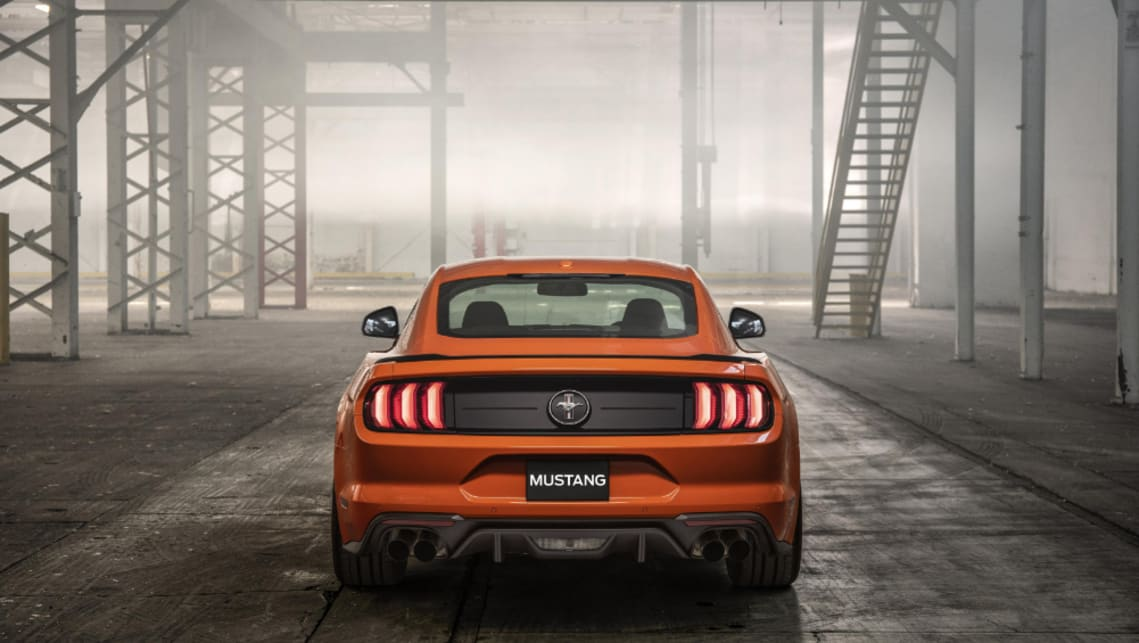 Ford Mustang High Performance 2020: Inside the secret skunkworks that bred new super 'Stang
